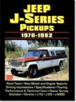 Jeep J Series Pickups, 1970-82