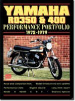 Yamaha RD350 and 400 Performance...