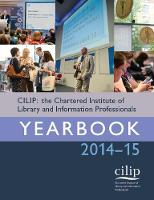 CILIP: The Chartered Institute of...