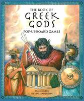 The Book of Greek Gods: Pop-Up Board...