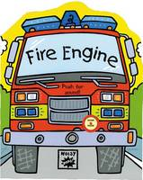 Fire Engine: A Pop-up Book with Sound