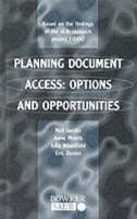 Planning Document Access: Options and...