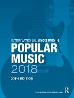 International Who's Who in Popular...