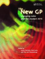 The New GP: Changing Roles and the...