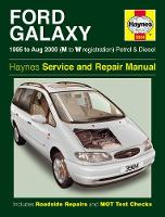 Ford Galaxy Petrol and Diesel Service...