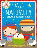 My Nativity Sticker Activity Book...