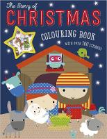 The Story of Christmas Colouring Book...