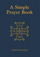 A Simple Prayer Book - Leatherette...