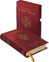 CTS New Sunday Missal  -  Presentation Edition: People's Edition with New Translation of the Mass