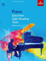 GRADE 6 PIANO SIGHT-READING NEW ED.