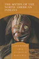 The Myths of North American Indians