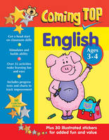 Coming Top: English - Ages 3-4: 60...