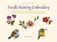 Needle Painting Embroidery: Fresh...
