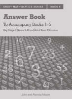 Enjoy Mathematics: Bk. 6: Answer Book