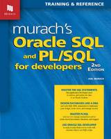 Murachs Oracle SQL & Pl / SQL for...