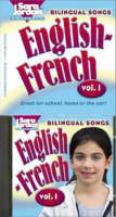 Bilingual Songs, English-French:...