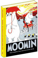 Moomin: The Complete Tove Jansson Comic Strip: Bk. 4