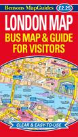 London Map: Bus Map and Guide for...