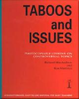Taboos and Issues: Photocopiable...