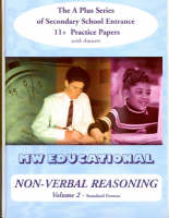 Non-verbal Reasoning: v.2: 11+...