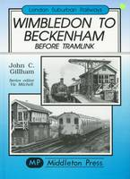 Wimbledon to Beckenham Before Tramlink