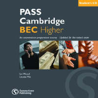 PASS Cambridge BEC: Higher CD-audio Pack
