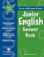 Junior English Book 2 Answer Book