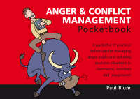 Anger and Conflict Management Pocketbook