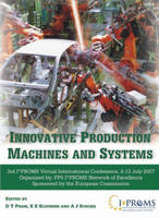 Innovative Production Machines and...