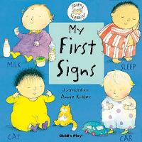 My First Signs: BSL (British Sign...