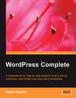 WordPress Complete: set up, ...