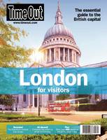 Time Out London for Visitors: 2014/15