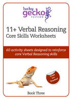 11+ Verbal Reasoning Core Skills...