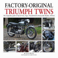 Factory-original Triumph Twins: Speed...