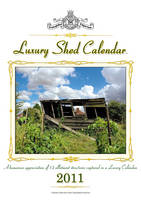 Luxury Shed Calendar: A Humorous...