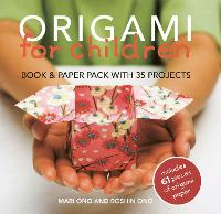Origami for Children: Book and Paper...