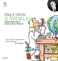 Once Upon a World: Bedtime Bible Stories