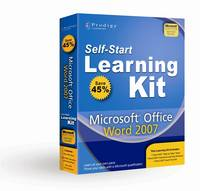 Microsoft Office Word 2007 Self-Start...
