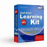 Microsoft Office Word 2003 Self-Start...