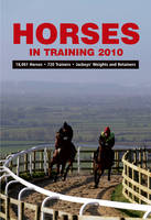 Horses in Training: 2010