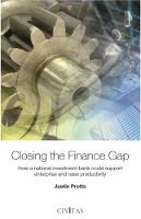 Closing the Finance Gap: How a...
