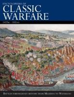 Encyclopedia of Classic Warfare:...