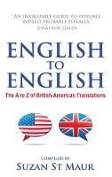 English to English - The A to Z of...