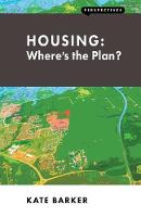 Housing: Where's the Plan?
