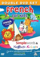 French for kids DVDs