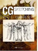CG Characters: From Sketch to Finish