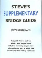 Steve's Supplementary Bridge Guide