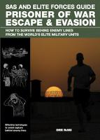 Prisoner of War, Escape and Evasion:...