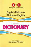 One-to-one Afrikaans<>English dictionary