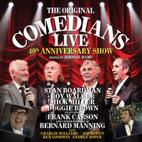 The Original Comedians Live: 40th...